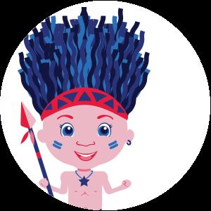 tribesman-head
